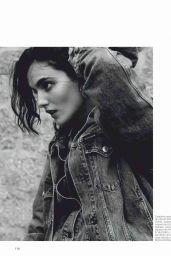 Blanca Padilla - Harper's Bazaar Magazine Spain August 2019 Issue
