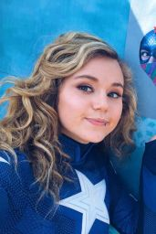 Brec Bassinger - Social Media 07/04/2019