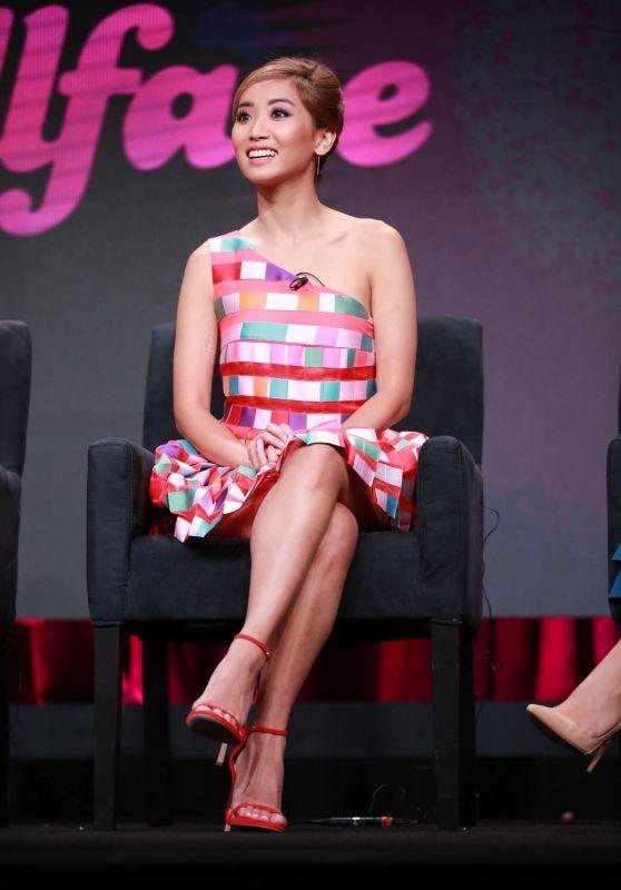 Brenda Song - Hulu TCA Summer Press Tour in Beverly Hills 07/26/2019