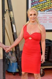 "Britney Spears – ""Once Upon a Time In Hollywood"" Premiere in LA"