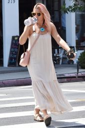 Busy Phillipps - Out in LA 07/22/2019