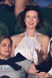 Caitriona Balfe - Wimbledon Tennis Championships 07/08/2019