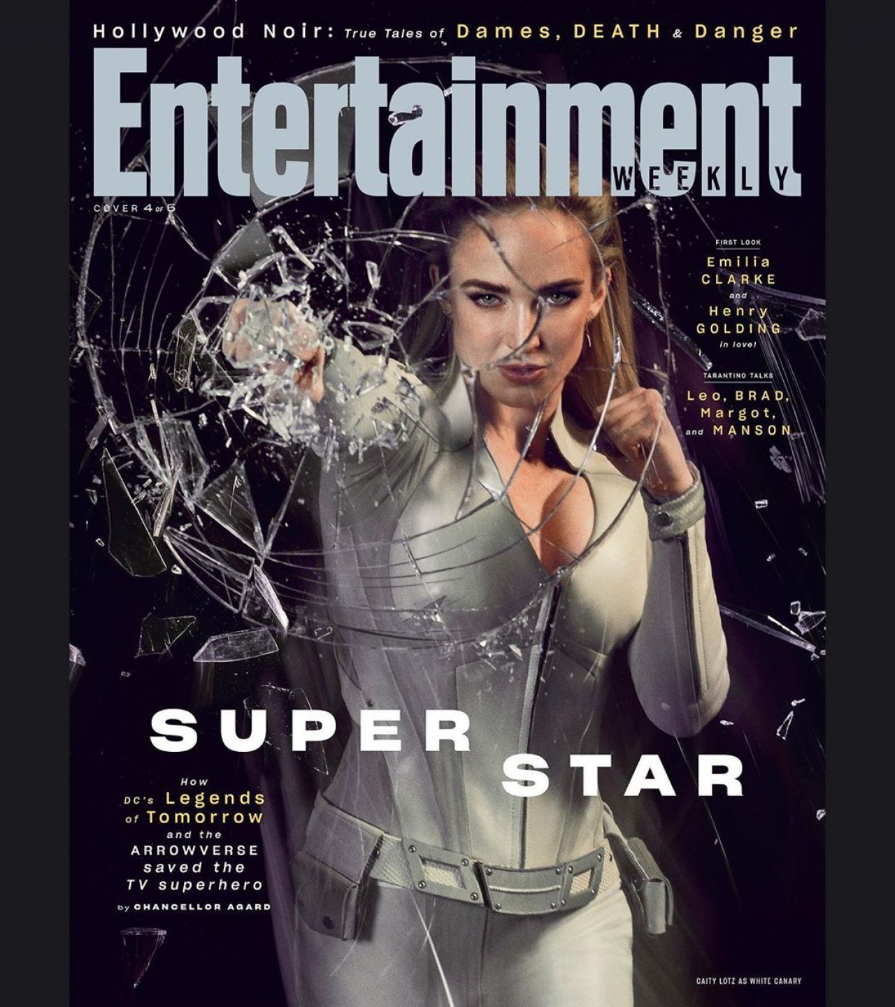 Celebrity Wedding July 2019: Entertainment Weekly August 2019
