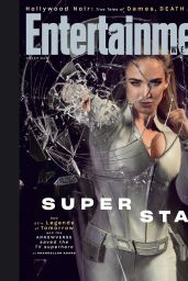 Caity Lotz - Entertainment Weekly August 2019