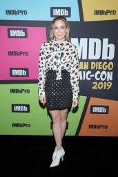 Caity Lotz - #IMDboat at SDCC 2019