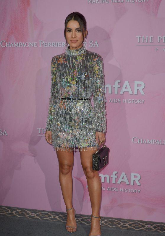 Camila Coelho – amfAR Gala in Paris 06/30/2019