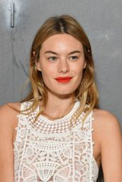 Camille Rowe – Christian Dior Haute Couture F/W 19/20 Show in Paris
