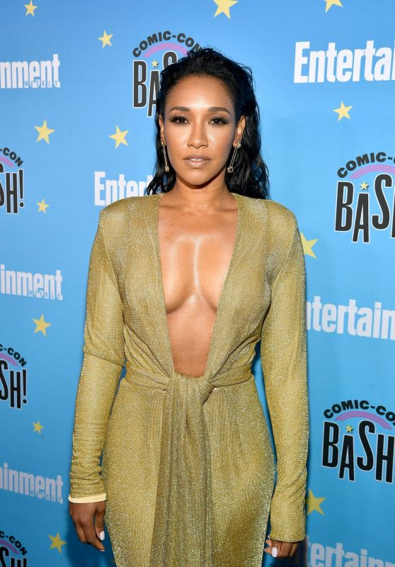 Candice Patton – EW Comic Con Party in San Diego 07/20/2019