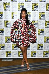 "Candice Patton - ""The Flash"" Press Line at SDCC 2019"