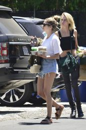 Cara Delevingne and Ashley Benson - Out in LA 07/18/2019