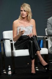 Cara Delevingne - Summer 2019 TCA Press Tour in Beverily Hills 07/27/2019