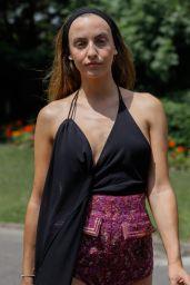 Carla Ginola – Redemption Haute Couture Fall/Winter 19/20 Show in Paris