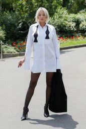 Caroline Vreeland – Redemption Haute Couture Fall/Winter 19/20 Show in Paris