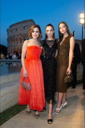 Carys Douglas – Fendi Show in Rome 07/04/2019