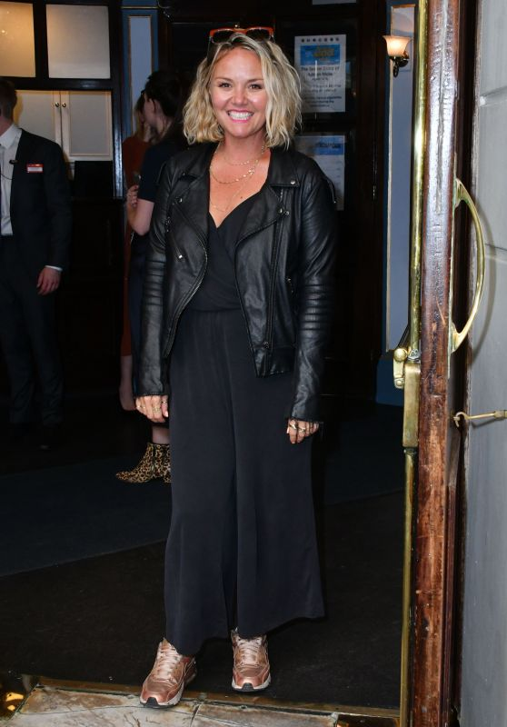 "Charlie Brooks - ""The Secret Diary of Adrian Mole Aged 13¾"" The Musical Gala in London"