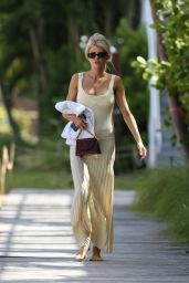 Charlotte McKinney Summer Style - Miami 07/15/2019