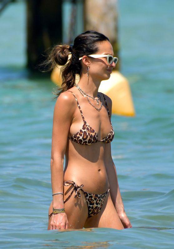 Chloe Bartoli in a Bikini - St Tropez 07/01/2019