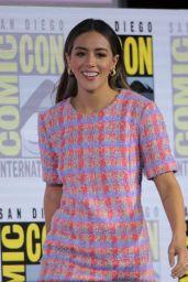 "Chloe Bennet – ""Agents of S.H.I.E.L.D."" Panel at 2019 SDCC"