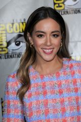 "Chloe Bennet – ""Agents of S.H.I.E.L.D."" Panel at 2019 SDCC"