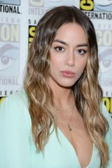 "Chloe Bennet - ""Agents of S.H.I.E.L.D."" Photocall at SDCC 2019"