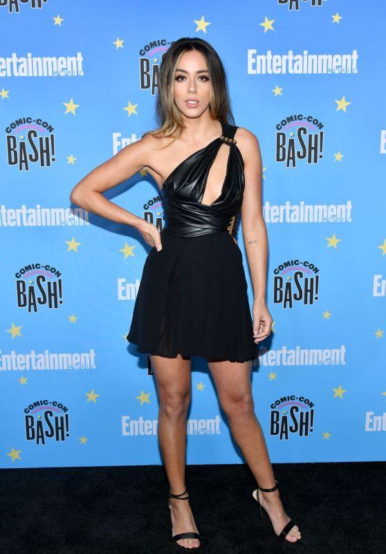 Chloe Bennet – EW Comic Con Party in San Diego 07/20/2019