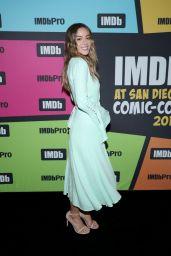 Chloe Bennet - IMDBoat at SDCC 2019