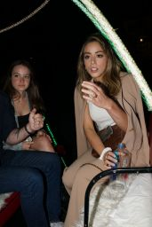 Chloe Bennet - Night Out at Comic-con in San Diego 07/18/2019