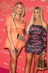 Chloe Ferry – In The Style Summer Party in London 07/25/2019