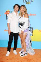 Chloe Kim – Nickelodeon Kids' Choice Sports Awards 2019 in Santa Monica