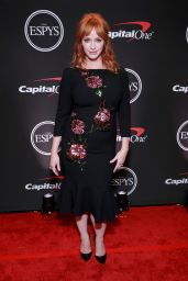 Christina Hendricks – 2019 ESPY Awards in Los Angeles