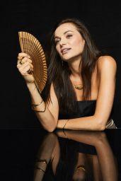 Christina Ochoa – Pizza Hut Lounge Portraits at SDCC 2019