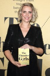 "Claire Richards – ""The Thunder Girls"" Book Launch Party in London"