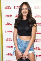 Clelia Theodorou - Sun's Love Island Finale Party in London 07/29/2019