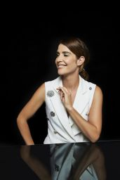 Cobie Smulders - Portraits in the Pizza Hut Lounge at SDCC 2019