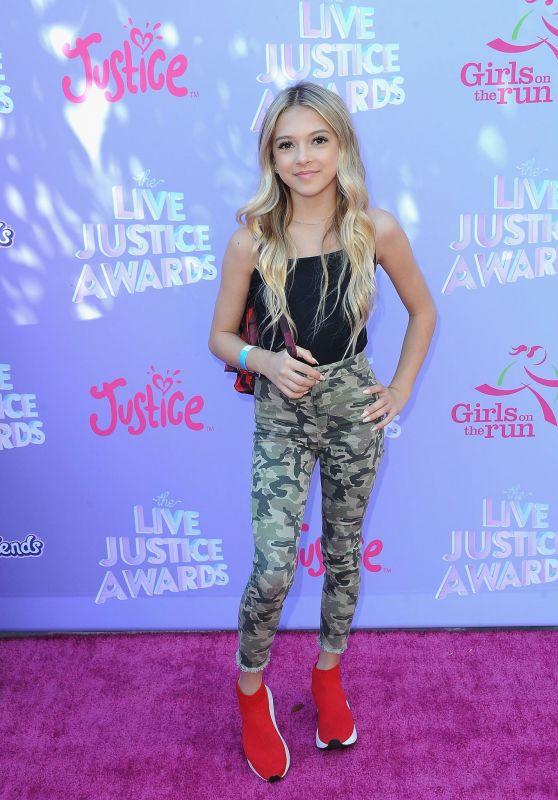 Coco Quinn – 2019 Live Justice Awards in LA