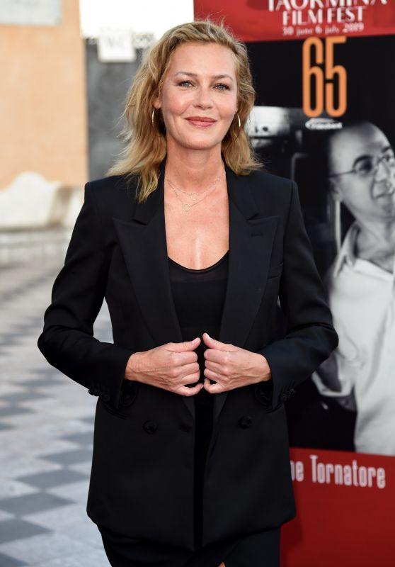 Connie Nielsen – 2019 Taormina Film Fest Closing Evening