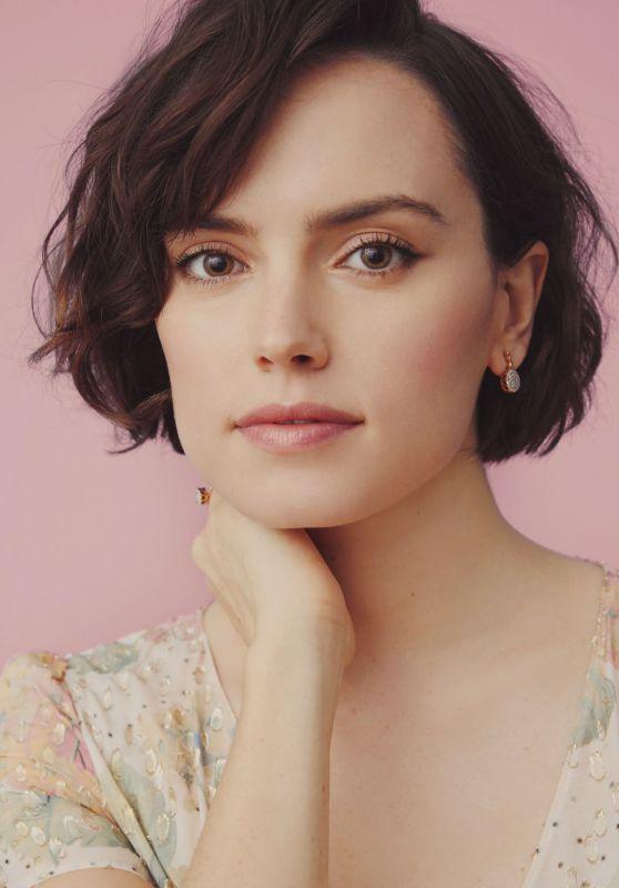Daisy Ridley - Bustle 2019