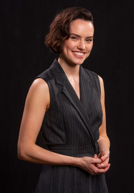 Daisy Ridley - Photoshoot for USA Today June 2019