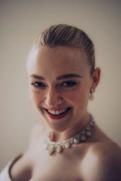 Dakota Fanning - Cannes Photoshoot May 2019