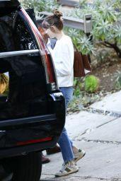 Dakota Johnson and Her Mom - Los Angeles 07/28/2019
