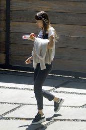 Dakota Johnson - Leaving Her House in LA 07/11/2019