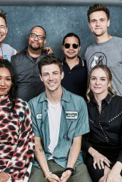 """Danielle Panabaker - """"The Flash"""" Portraits at SDCC 2019"""