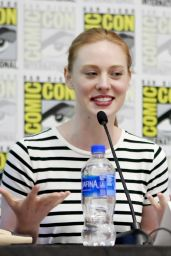 Deborah Ann Woll - All Things RPG-E: Geek & Sundry Panel at 2019 SDCC