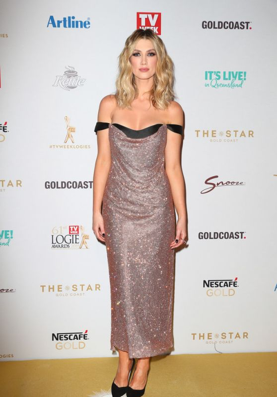 Delta Goodrem - 2019 TV WEEK Logie Awards on the Gold Coast