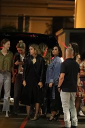 Demi Lovato at Barton G in West Hollywood 07/23/2019
