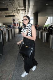 Demi Moore - LAX Airport in Los Angeles 07/29/2019