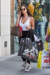 Demi Rose - Shopping on Rodeo Drive in Beverly Hills 07/13/2019