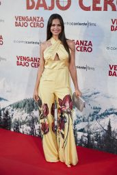 "Desiree Pozos – ""Venganza Bajo Cero"" Premiere in Madrid"