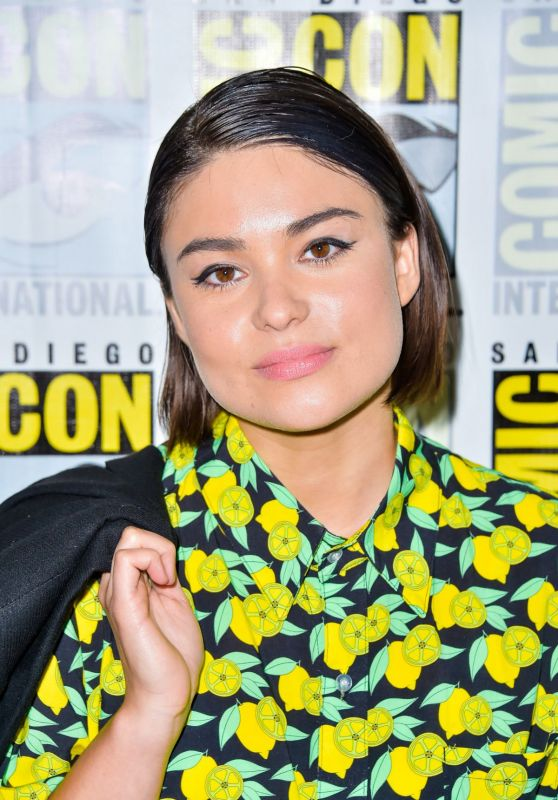 "Devery Jacobs – ""The Order"" Photocall at SDCC 2019"