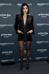 Dua Lipa - 2019 Amazon Prime Day Concert in NYC